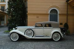 1930 Isotta-Fraschini 8A SS Castagna Torpedo Sport                                                                                                                                                                                 Más