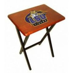 LSU Tigers TV Table