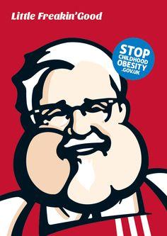 Stop Childhood Obesity - jon massey