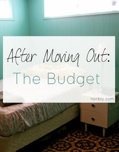 A few months ago I explained how I make a budget and what I use to organize  my personal finances. (You can see that post by clicking here). Now that I  have more expenses I wanted to update these tips for anyone who recently  moved. You moved in, you're unpacked and now the bills are coming in. You  need a plan and if you've never had bills to pay you might want a little  guidance...