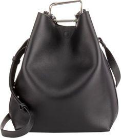 3.1 Phillip Lim Quill Bucket Bag at Barneys New York Black Purses 012719aed813c