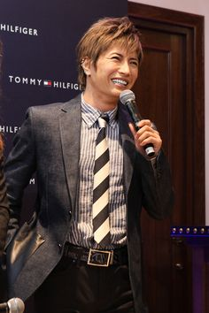 [news] The Day GACKT's Dreams Came True...: ohgacktyoudidnt