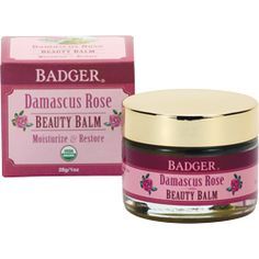 Honor your beautifully evolving body with this spectacular beauty balm blend of restorative oils, and experience the healthiest skin you've ever known!  Each tin contains the concentrated extract of two and a half pounds of fresh rose petals that have been picked before dawn and distilled the very same day.