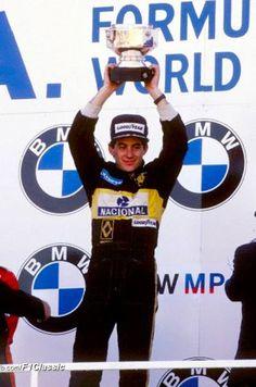 Ayrton Senna.#jorgenca