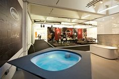Jacuzzi Stand 1 in Super Brands London 2013