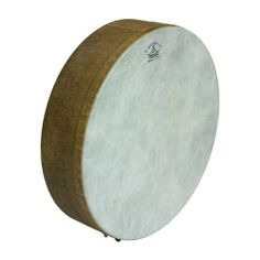 """Bendir, 4x14 by Remo. $79.99. 14"""" Bendir Frame Drum by Remo. Has an Acousticon R Shell, Fiberskyn 3 Head, 2-Strand Snares, and Pandeiro-style Key. Comes in an Earth finish.. Save 25% Off!"""