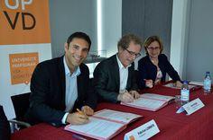 Partenariat entre l'université et Plein Sud Entreprises : pour un accompagnement global à l'entrepreneuriat sur le territoire