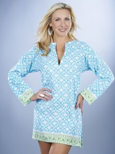 Barbara Gerwit tunic Monkee's of Chapel Hill 919.967.6830