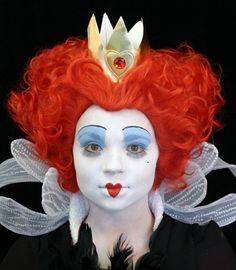 """Mehron Theatre Makeup and Supplies, Professional Theatrical and Stage Makeup, Character Kits"""" Just how the eyeshadow is done"""