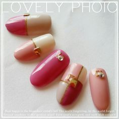 ふんわり色っぽく♡秋ピンクネイル6選の画像 girls pic | antenna