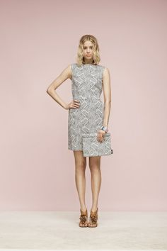 Dissecting the Awesomeness of Kate Spade Saturday's Pre-Fall 2014 Collection Fall Lookbook, Kate Spade Saturday, Must Have Items, Fashion Prints, Hustle, Fashion News, Sidewalk, Floral Prints, Formal Dresses
