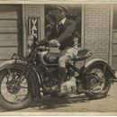 African American man posing on an Indian motorcycle. circa 1920's Vintage African American photography courtesy of Black History Album, The Way We Were.   Found On Flicker.com in Black History Album  The post Flash Black Photo: African American Man Riding Motorcycle appeared first on Black Then .African American man posing on an Indian motorcycle. circa 1920's Vintage African American photography courtesy of Black History Album, The Way We Were.   Found On Flicker.com in Black History Album…