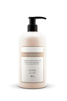 Beauty by Ellos Wash Your Hands - Oat Milk Hand Soap 500 ml