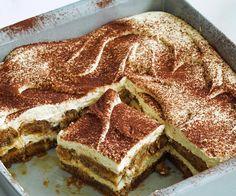 Easy Italian Tiramisu Recipe - Australian Womens Weekly recipe | Food To Love
