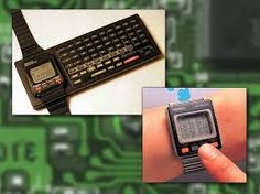 Image result for 80s watch computer