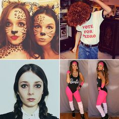60 DIY Halloween Costume Ideas Tailored to Teens  sc 1 st  Pinterest & 56 DIY Halloween Costumes Perfect For 20-Somethings | Halloween ...
