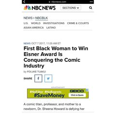 @drsheenahoward was interviewed on NBC News! Link in profile