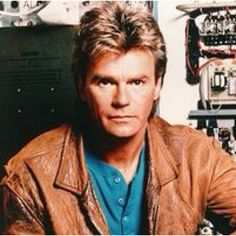MacGuyver - oh gosh this was such a great show. Why is there so much garbage on TV these days?