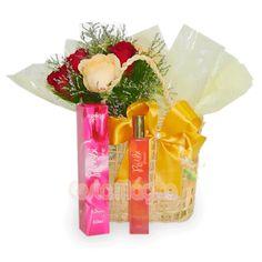 Flores Perfumadas              Mais que perfume é seu sentimento em forma de fragrância!!!