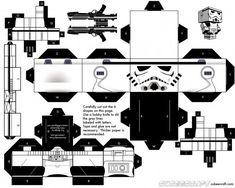 DIY: Stormtrooper zum Selberbasteln | Dressed Like Machines