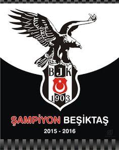 Freelance Grafik Tasarım Hizmetleri: Şampiyon Beşiktaş