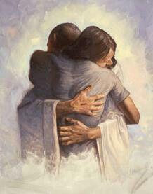 Gesù amico accogliente