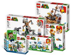 Lego Super Mario, Le Shop, Lego News, Plus 4, The Expanse, Fans