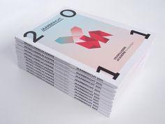 10 imaginative annual report designs | Graphic design | Creative Bloq