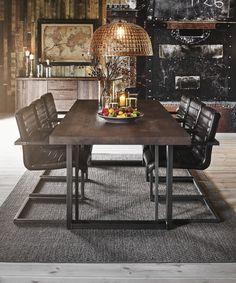 RAW spisebord | MIO + Kristensen&Kristensen