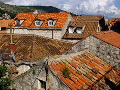 Red rooves // Dubrovnik, Croatia