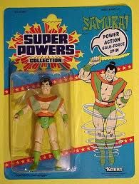 Super Powers Collection. The thing that made me the huge comic book nerd I am today!