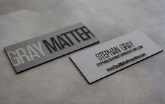 50 Fresh and Creative Business Card Designs - 1stwebdesigner – Graphic and Web Design Blog