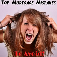 The Top 10 Mistakes to Avoid With A Purchase: www.maxreale - Buying First Home Tips - Ideas of Buying First Home Tips - The Top 10 Mistakes to Avoid With A Purchase: www. Buying First Home, Home Buying Tips, Home Buying Process, First Time Home Buyers, Real Estate Articles, Real Estate Tips, Real Estate Leads, Mortgage Tips, Mortgage Rates