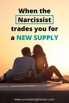 Has the Narcissist in your life traded you in for a new supply? The psychological effects can be absolutely devastating. Here are some very good reasons to see the narcissist's new supply as a good thing. #narcissist #narcissism #newsupply #supply Narcissistic Supply, Psychological Effects, Psychology, Good Things, Life, Psicologia