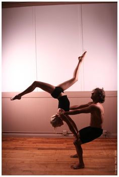 Acro Yoga XII by ~barrel-maker on deviantART. More inspiration at: http://www.valenciamindfulnessretreat.org