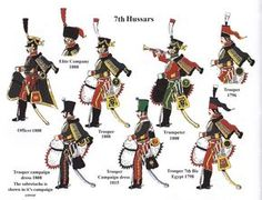 french 7th hussar - Google Search