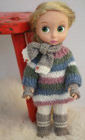 p i i p a d o o: Tähkäpään talvitamineet ja neuleen ohje She is so cute. Pretty sure she's my next one.