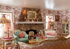 romantizm, oturma odası