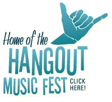 The Hangout - Gulf Shores, AL  One of my favorite places to go while at the beach. Girls night out!!