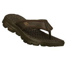 Skechers Go Walk Move Diver Womens Flip Flop Sandals $29.99 (save $15.01)