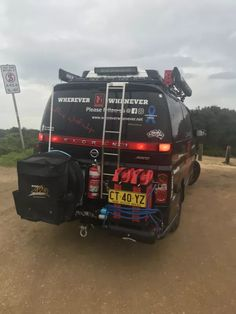 Nissan Elgrand Van off-roading expedition vehicle Nissan Elgrand, Nissan Patrol, Coffee Van, 4x4 Van, Expedition Vehicle, Japanese Cars, Super Mario, Used Cars