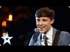 James Smith sings Otis Redding's Try a Little Tenderness | Britain's Got Talent 2014 Final - YouTube