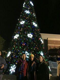 Zohreh, Saba and Rachael 2015
