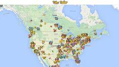 Poke Radar İle Haritada Pokemonların Yerini Bulun - http://www.pokemongotr.gen.tr/poke-radar-ile-haritada-pokemonlarin-yerini-bulun/  #pokemon #pokemongo #pokémon #pokemonx #pokemonturkey #pokemonturkiye #pokemongoistanbul #pokemongoankara #pokemongoizmir #pokemongoadana #pokemongokonya