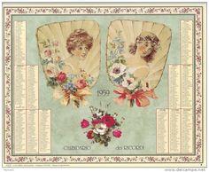 Calendario dei ricordi anno 1959