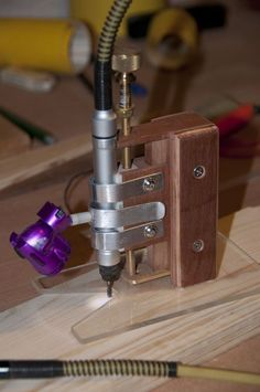 Dremel Jig - Router Forums
