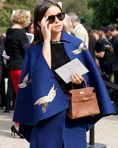 STYLE CRUSH: MIROSLAVA DUMA, FOUNDER OF WWW.BURO247.RU