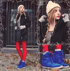 ⚑Today We Vote⚑ (by Ruby  Tanja) http://lookbook.nu/look/4214105-Today-We-Vote
