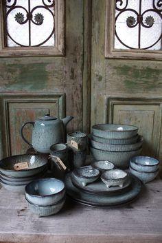 Dänische Töpferei in 2020 (With images) Ceramic Tableware, Ceramic Pottery, Ceramic Art, Kitchenware, Boho Decor Diy, Kitchen Items, Kitchen Decor, Kitchen Utensils, Earthenware