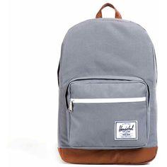 Herschel Pop Quiz Backpack (225 BRL) ❤ liked on Polyvore featuring bags, backpacks, mochilas, herschel rucksack, knapsack bag, day pack backpack, daypack bag and pocket bag
